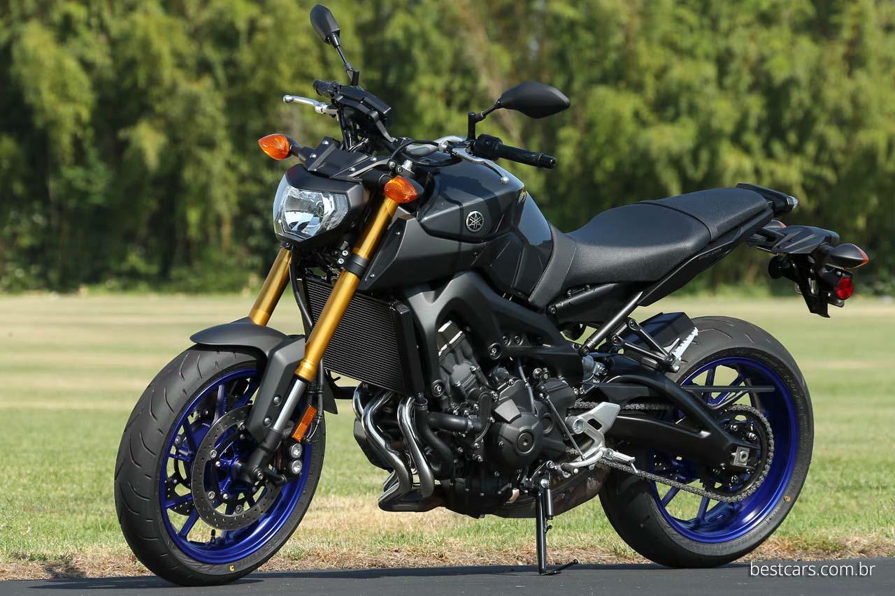 motos super esportivas yamaha mt 09. Black Bedroom Furniture Sets. Home Design Ideas