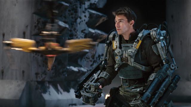 Edge Tomorrow - Exoskeleton Suit