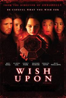 Wish Upon [2017] [DVDR] [NTSC] [CUSTOM BD] [Latino] [Unrated]