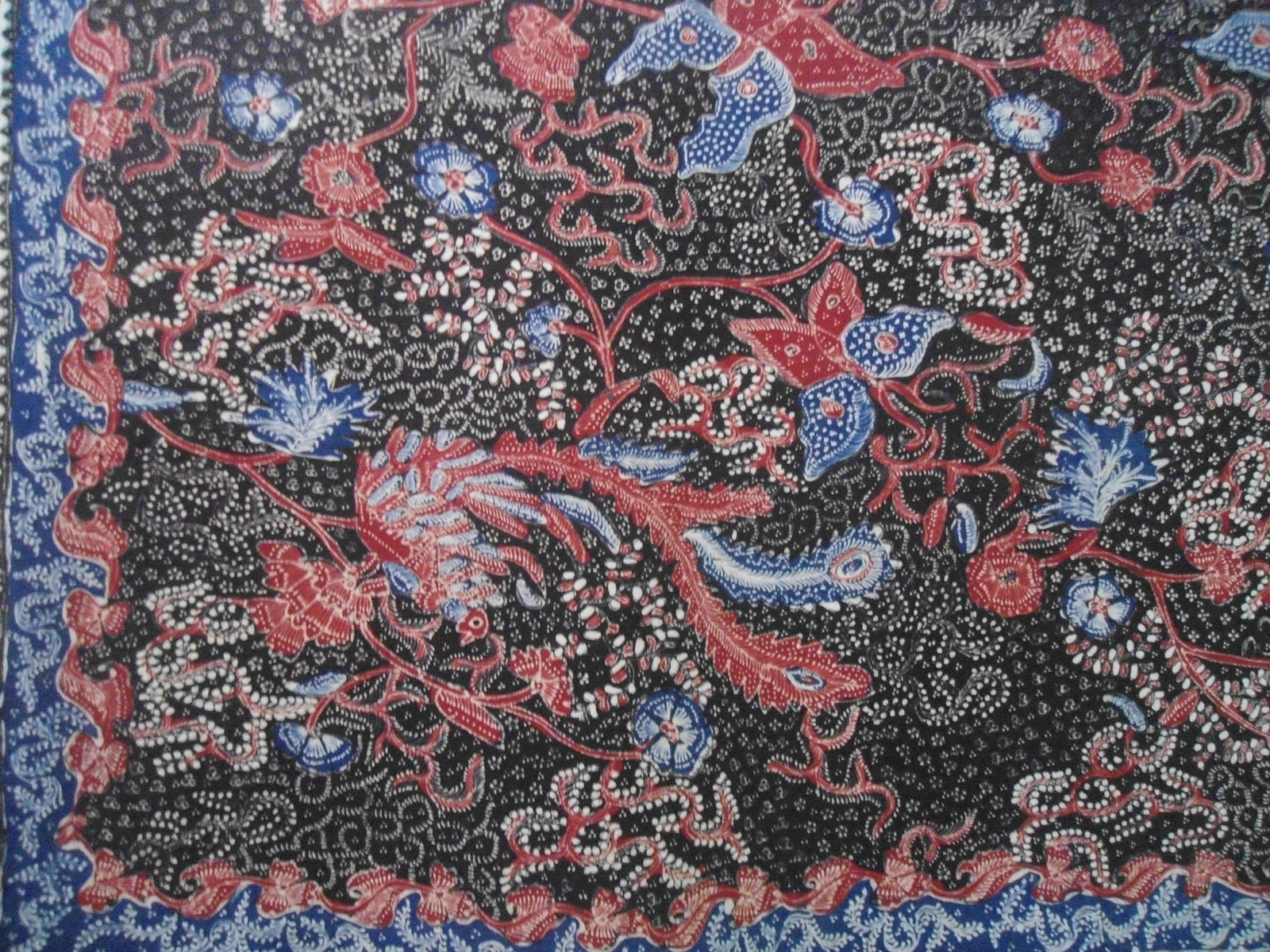 Gambar Batik Tulis Slubne Sukniefo