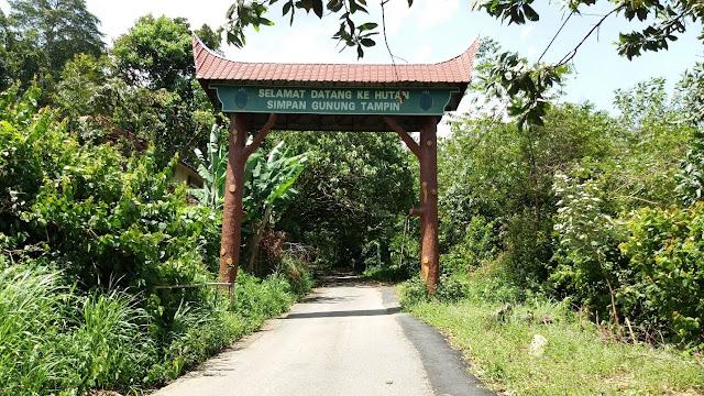 Hutan Simpan Gunung Tampin
