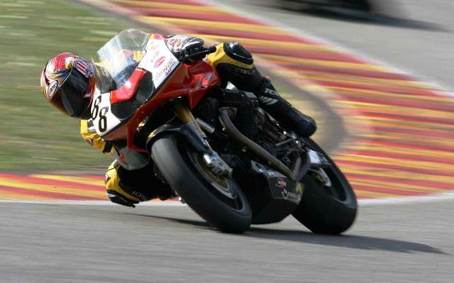 Moto Guzzi MGS 01 Corsa Racing Motorcycle