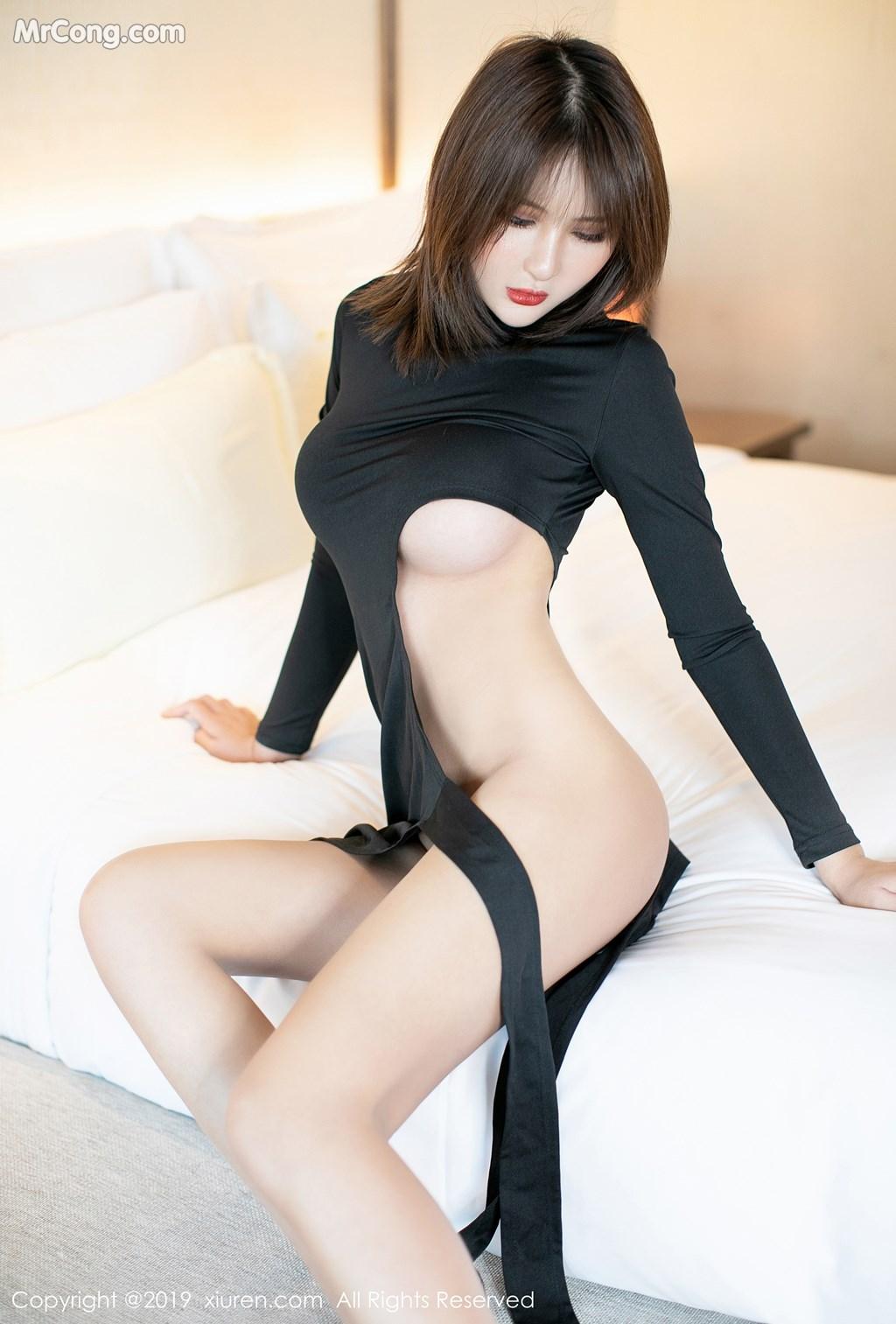 Image XIUREN-No.1437-SOLO-MrCong.com-009 in post XIUREN No.1437: SOLO-尹菲 (57 ảnh)