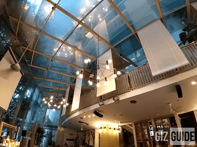 Wide lens indoors!