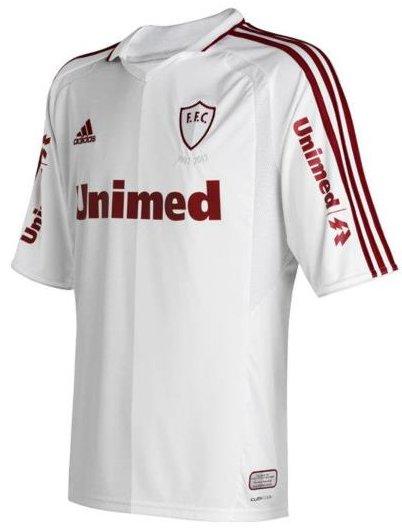 dd487de0db Fluminense lança camisa comemorativa aos 110 anos - Show de Camisas