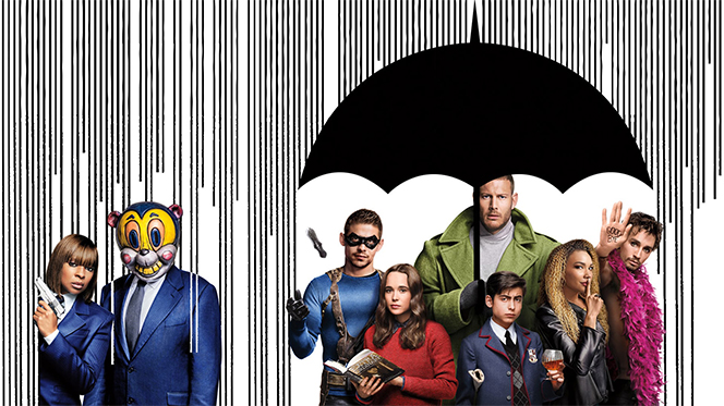 The Umbrella Academy (2019) Temporada 1 Web-DL 1080p Latino-Ingles