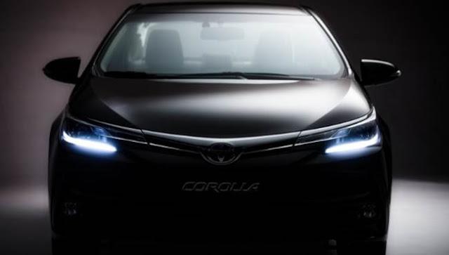 Toyota Corolla 2019 Model