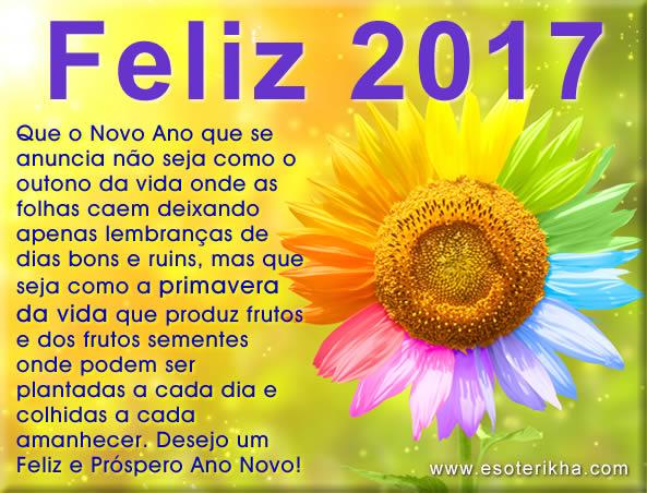 Frases de Ano Novo 2017