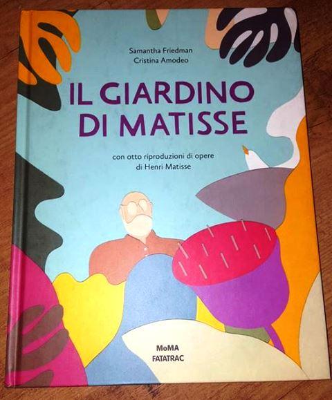 spesso Il giardino di Matisse e l'arte per bambini ~ KeVitaFarelamamma HZ27