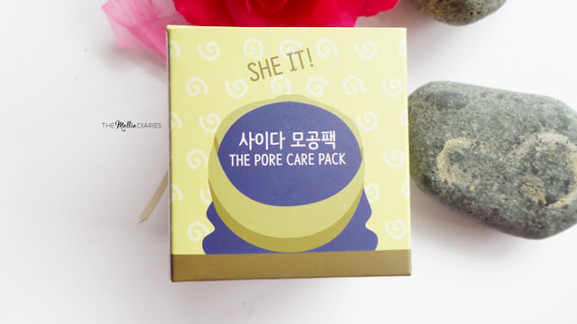 Nada Soda The Pore Care Pack review kbeauty jolse