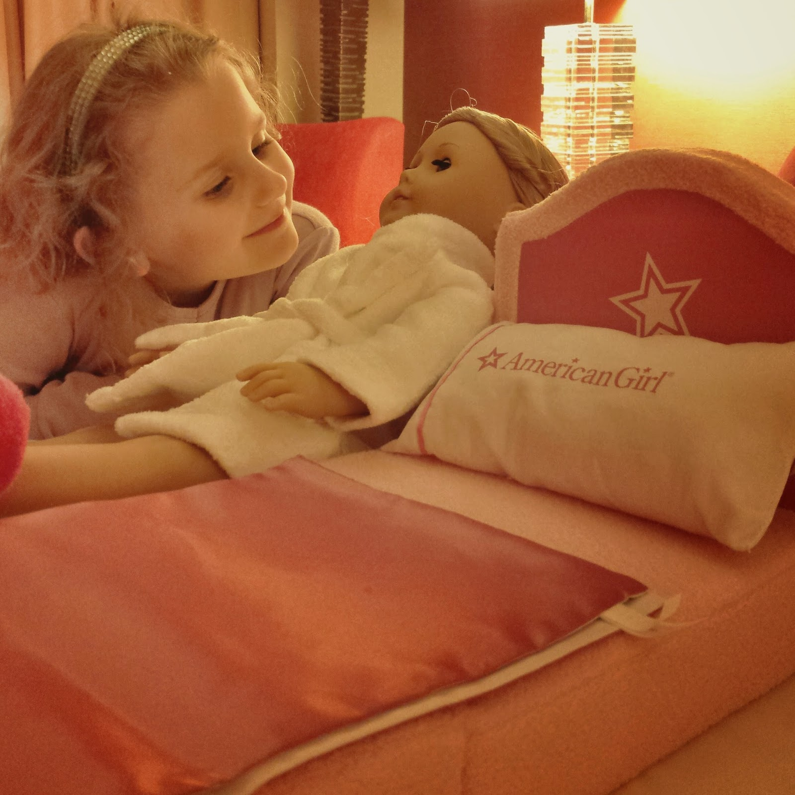 The Best of 2014 in Food and Travel ; American Girl Experience