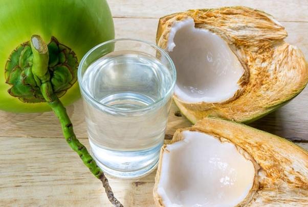 coconut water, coconut juice