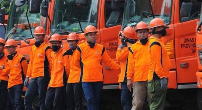 Usai Foto Bersama Agus-Silvy, Pasukan Oranye yang Diskors Tetap Bekerja Meski Tak Digaji