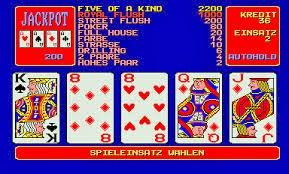 Scarica video poker gratis