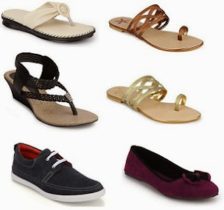 Z-Collection Women's Footwear Under Rs.499 at Jabong