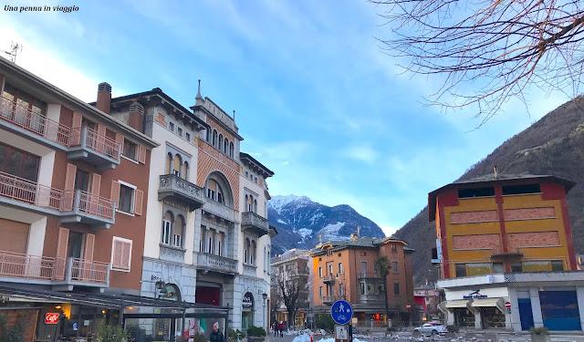 Che cosa vedere a Tirano, in Valtellina.