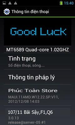 Tiếng Việt DK9800 alt
