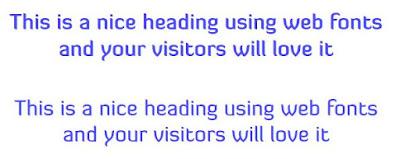 Diavlo web font