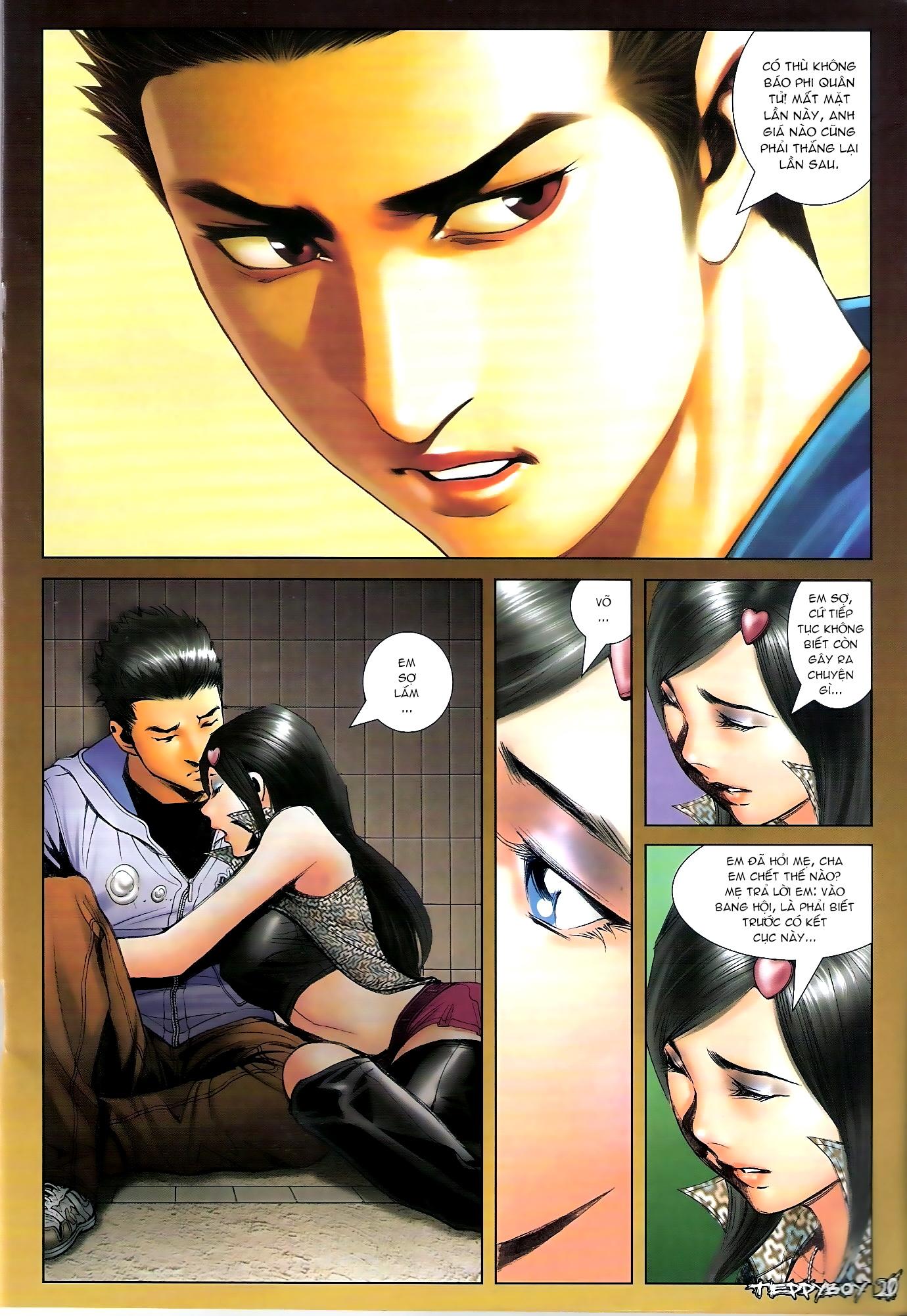 Người Trong Giang Hồ - Chapter 1293: Hạo Nam tái hiện - Pic 16