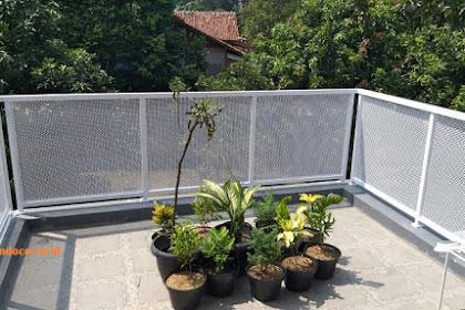 Pemasangan Balkon Plat Perforated Di Grand Cibubur Jati Sampurna Bekasi