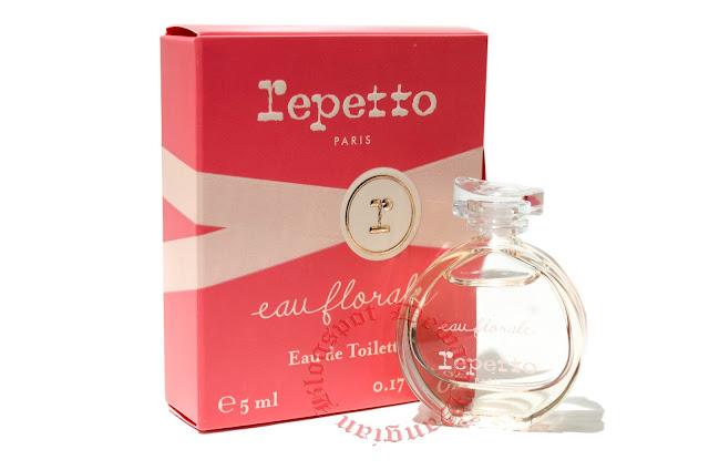 Repetto L'Eau Florale Miniature Perfume