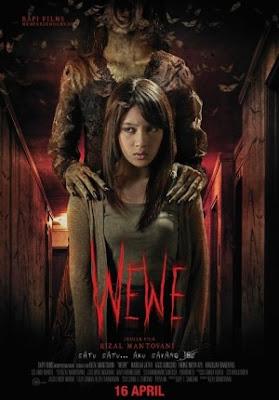 Poster Film Wewe