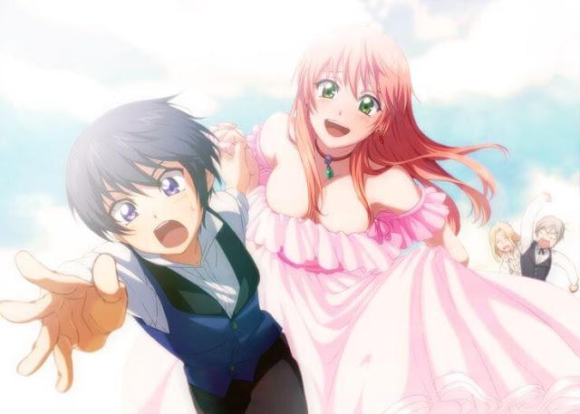 Soredemo Sekai wa Utsukushii BD Sub Indo : Episode 1-12 END | Anime Loker