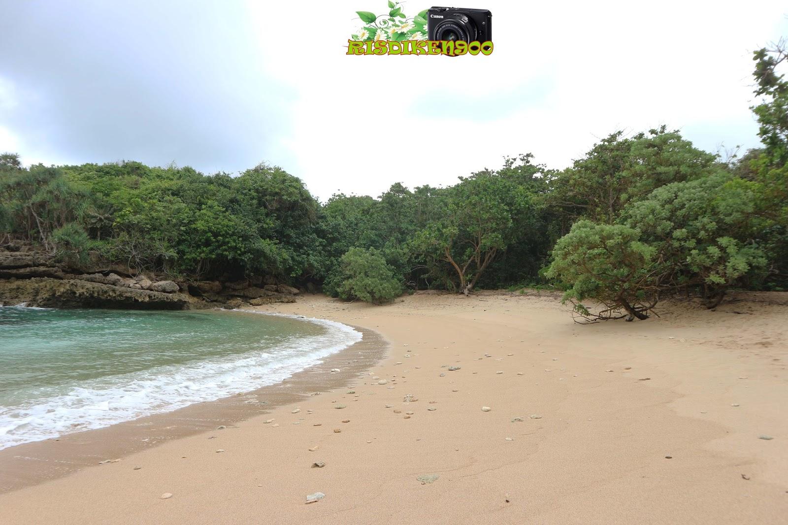 Perjalananku Pantai Kedung Celeng Malang