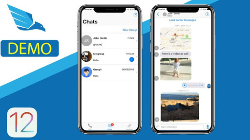 iOS12 Chat, Learn Swift 4 2, build iOS 12 Chat Application - Udemy