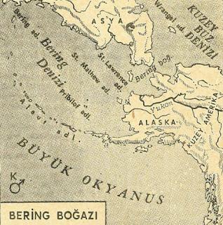 Bering Denizi Nerededir? Bering Adası ve Boğazı Hakkında Bilgi