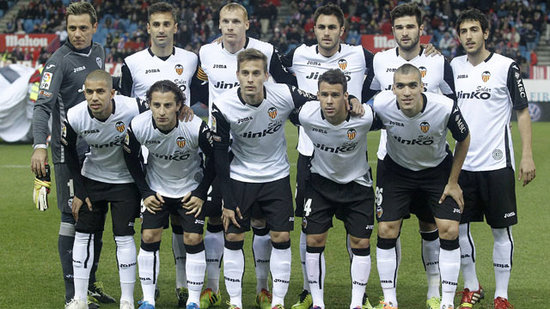 Đội bóng Valencia trước thềm thi đấu