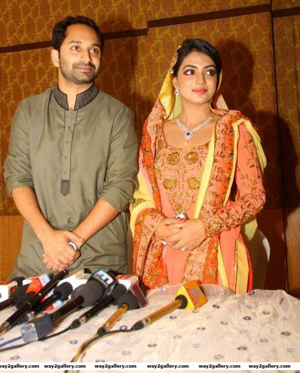 It seems like Nazriya has bid goodbye to films and settled down to marital bliss