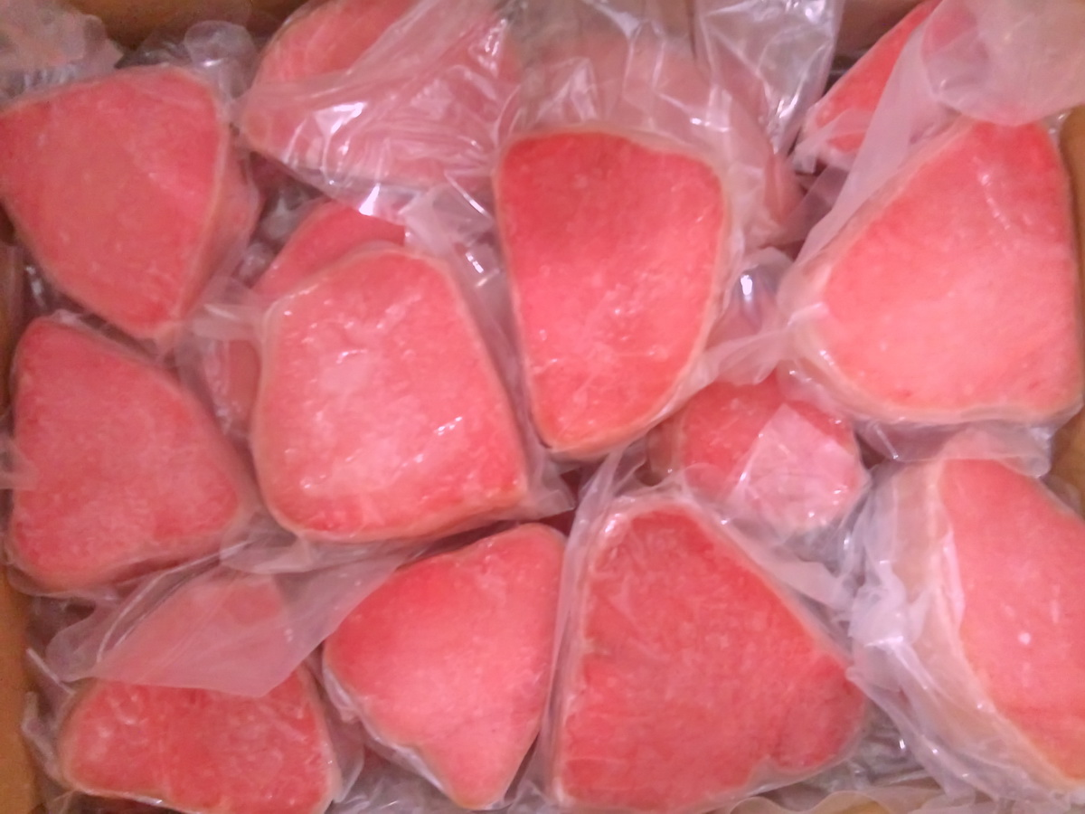 Cook and Preparing Best Frozen Tuna Fillet Product