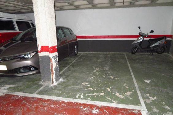 Aparcamiento coche en alquiler en barcelona fin per for Alquiler de aparcamiento