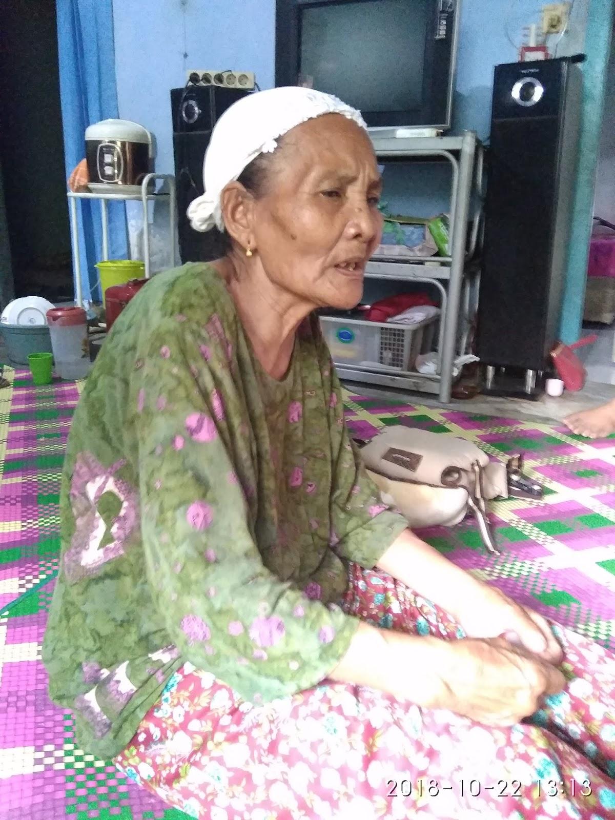 Alhamdulillah, bisa Ketemu Nenek satunya