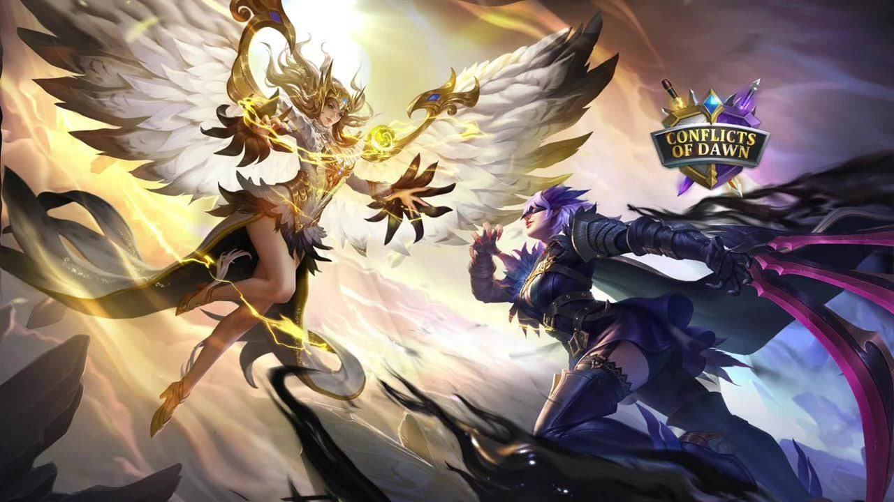 Alice Divine Owl and Natalia Midnight Raven Skin  Mobile Legends Pros