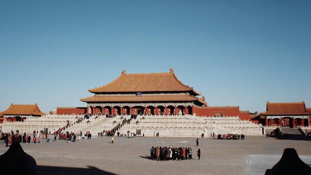 1. Tử Cấm Thành, Bắc Kinh, Trung Quốc
