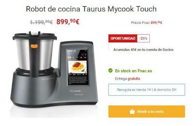 Taurus Mycook Touch descuento