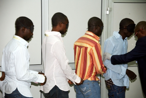 assassins arrested benin