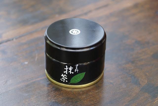 thé vert en poudre du japon pour le chanoyu