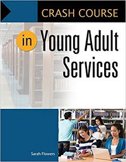 book cover of Crash Course in Young Adult Services