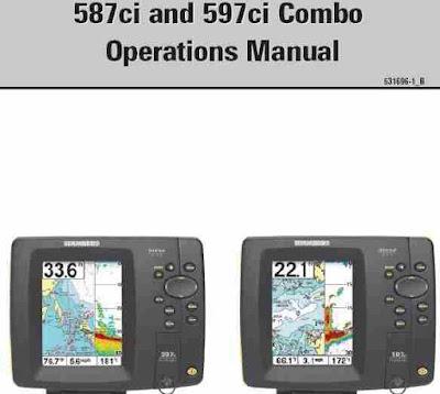 Humminbird 597ci Manual