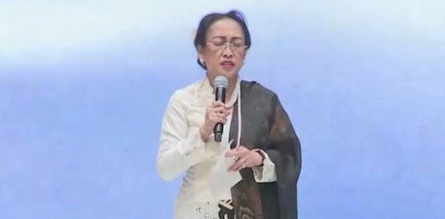 Komentar Anak Megawati soal Puisi Sukmawati