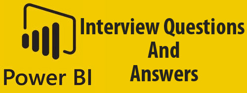 power bi interview questions pdf