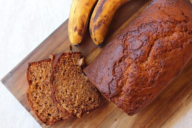 Το πιο αφράτο κέικ μπανάνας