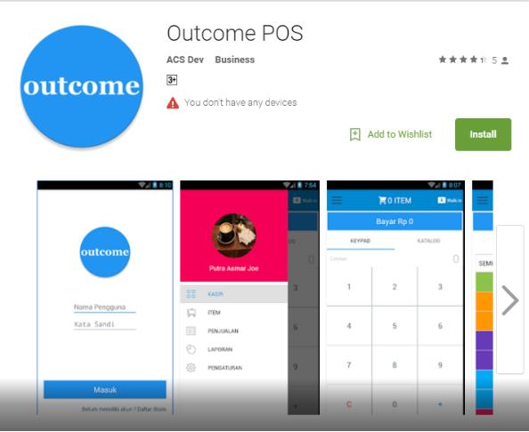 Anak Kendari Ciptakan Aplikasi Penjualan Gratis Berbasis Android