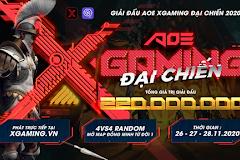 Xgaming Đại chiến 2020: Công bố lịch thi đấu chính thức!