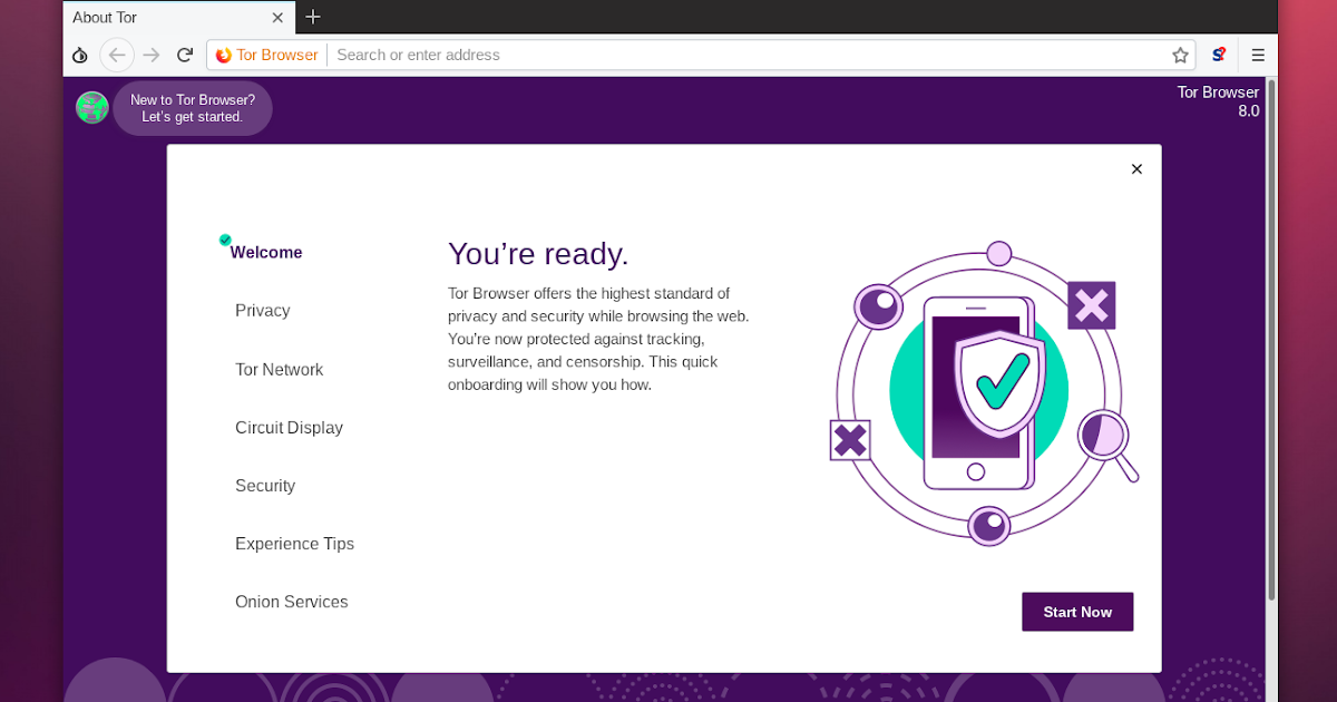 Privacy-Focused Tor Browser 8 0 Is Based On Firefox 60 ESR, Includes