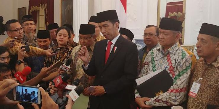 Jokowi Dinilai Lebih Andalkan Relawan untuk Pilpres 2019
