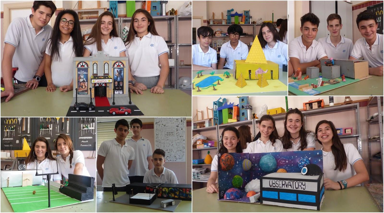 Agustinas Valladolid - 2017 - ESO 3 - Tecnología Miralrededor
